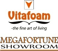 Megafortunes Vitafoam Showroom
